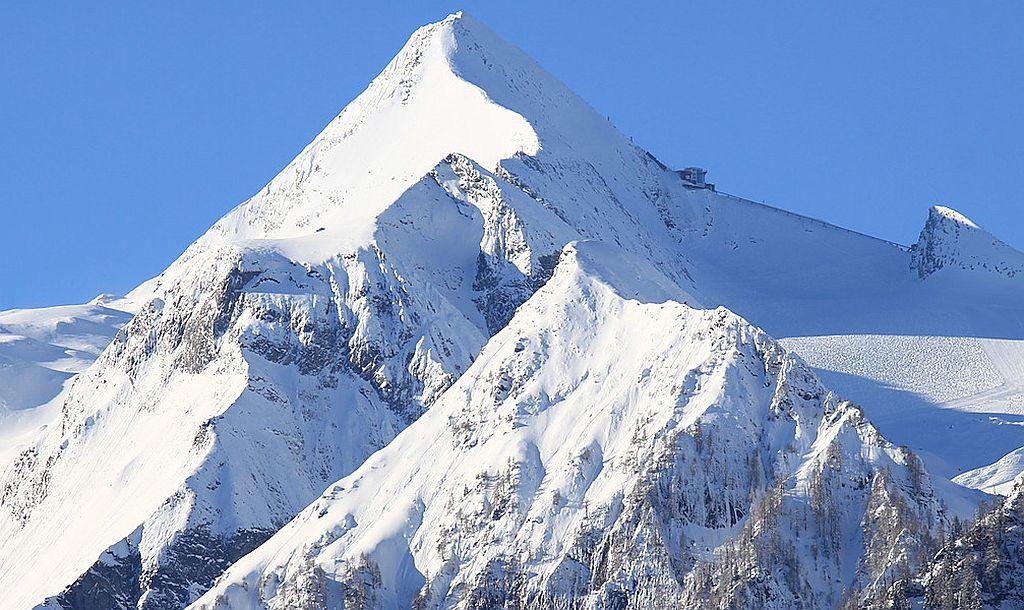 Ledovec Kitzsteinhorn