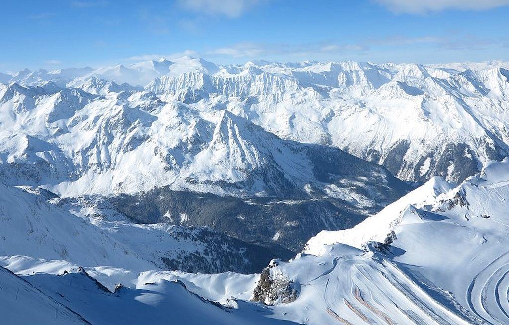 Skiareál Kitzsteinhorn