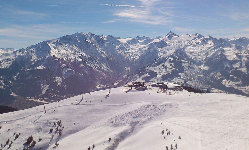 Skiareál Schmittenhöhe